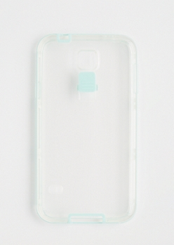 Mint Galaxy S 5 Flash Case