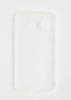 White Flash Case for Galaxy S 6