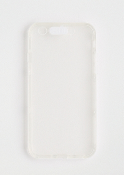 White iPhone 6/6S Flash Case
