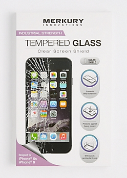 Tempered Glass Screen Shield for iPhone 6