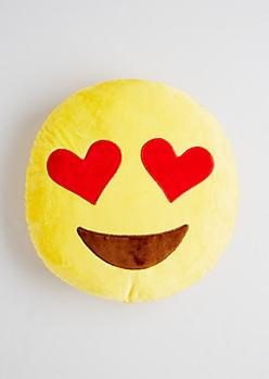 Lovesick Emoji Pillow