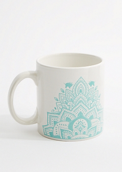 Unicorn Mandala Oversized Mug