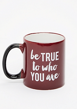 Be True Oversized Mug