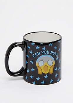 Screaming Emoji Mug