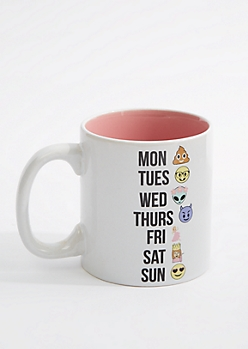Days of the Week Mug