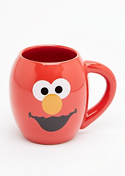 LOL Elmo Round Mug by Sesame Workshop
