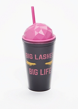 Big Lashes Diamond Tumbler