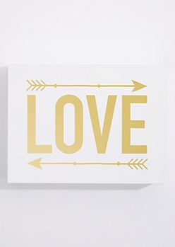Love Box Wall Art