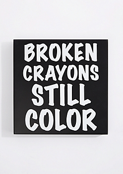 Broken Crayons Still Color Box Art