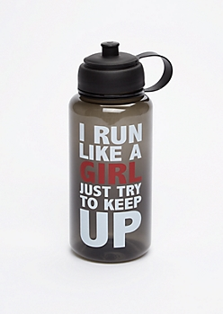 Run Like A Girl Sport Bottle
