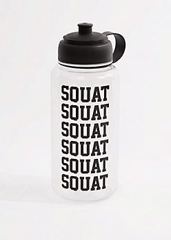 Squat Sport Bottle