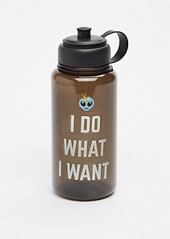 King Alien Do What I Want Sport Bottle