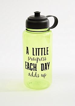 Progress Each Day Sport Bottle