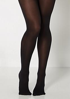 Basic Black Sheer Tights