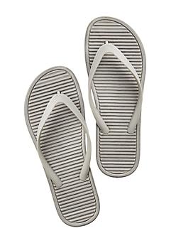 Grey 2-Tone Grill Flip Flop