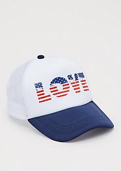 Americana Love Snapback