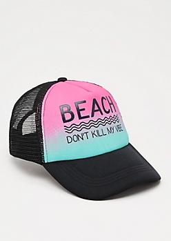 Beach Vibe Trucker Hat