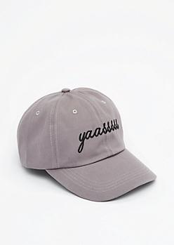 Yaasssss Baseball Hat