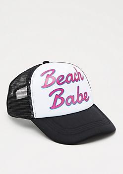 Beach Babe Trucker Hat