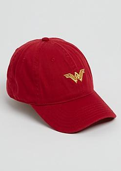 Wonder Woman Logo Dad Hat