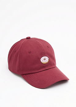 Sprinkled Donut Baseball hat