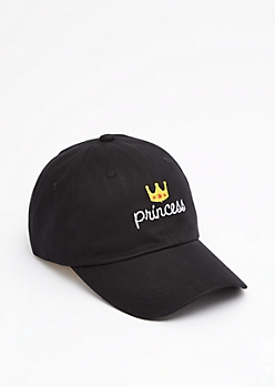 Crown Princess Baseball hat