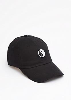 Yin Yang Baseball hat