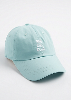 Bad Girl Club Dad Hat