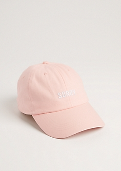 Sorry I Am Not Dad Hat