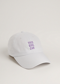 This Girl Can Dad Hat