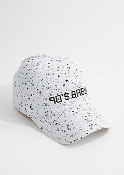 White Speckled 90