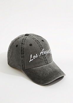 Los Angeles Vintage Washed Dad Hat