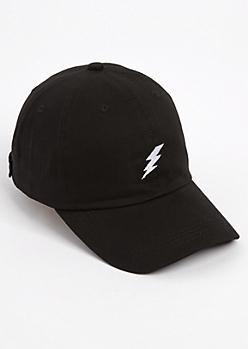 Lightening Bolt Dad Hat