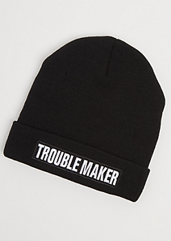 Trouble Maker Beanie