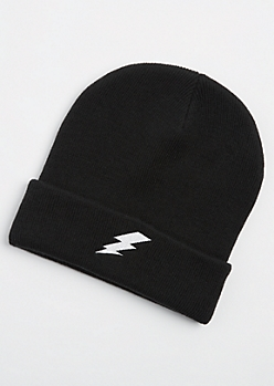 Lightening Bolt Beanie