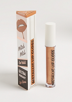 Dreamer Metallic Melted Metal Lip Gloss