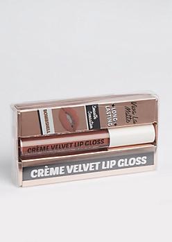 Bombshell Creme Velvet Lip Gloss