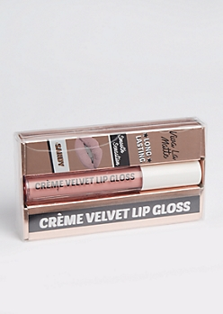 Sandy Creme Velvet Lip Gloss
