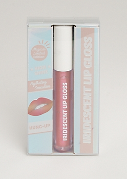Hung Up Iridescent Lip Gloss