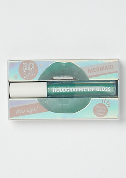 Mermaid Holographic Lip Gloss