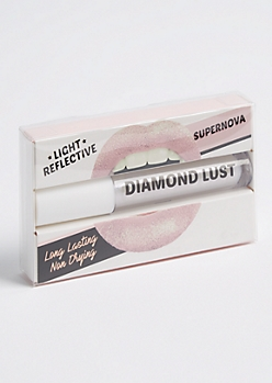 Supernova Clear Diamond Lust Lip Gloss
