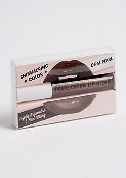 Opal Pearl Creme Lip Gloss