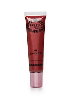 truely yours Burgundy Shimmer Lip Gloss