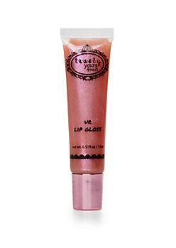 truely yours Berry Shimmer Lip Gloss