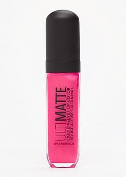 Fuchsia Ultimatte Liquid Lipstick