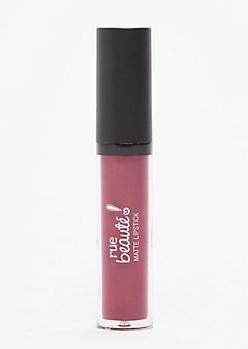 Burgundy Matte Lipstick Wand