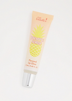 Pineapple Sunrise Flavored Lip Gloss