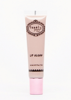 Nude Shimmer truely yours Lip Gloss