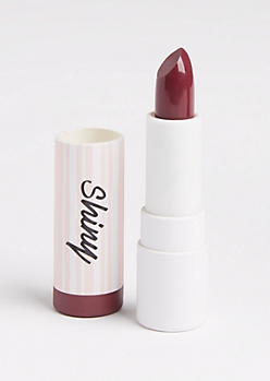 Wine Shiny Lipstick