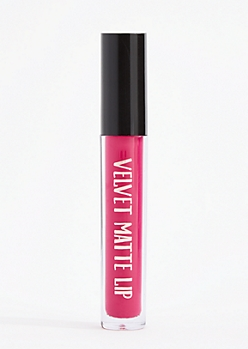 Fuchsia Velvet Matte Lip Color